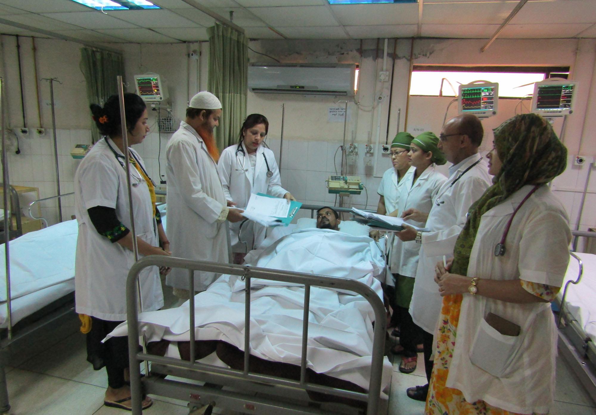 Intensive Care Unit (ICU)