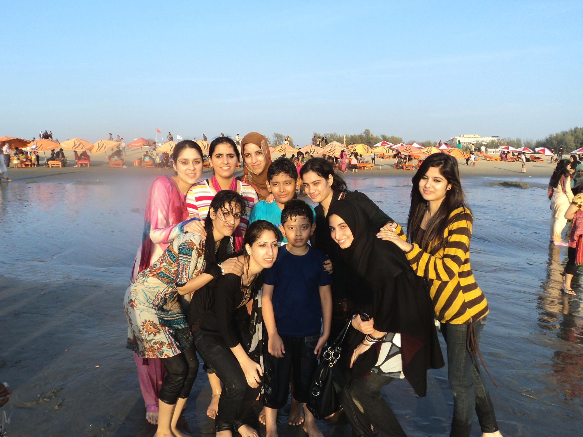 Study tour in Cox's Bazar-2
