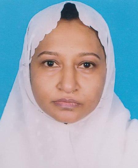 Dr. Dilruba Ahmed