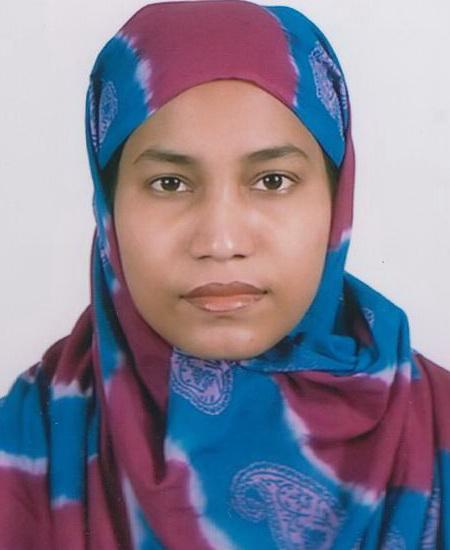 Dr. Indira Sufia Khan