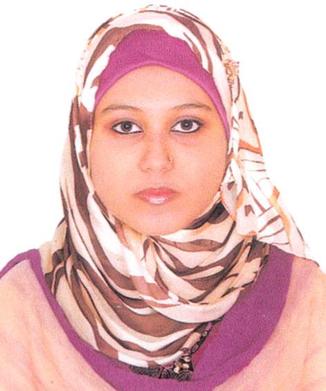 Dr. Mousumi Afroza Alam