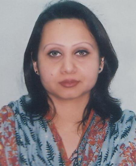 Dr. Ruksana Parvin