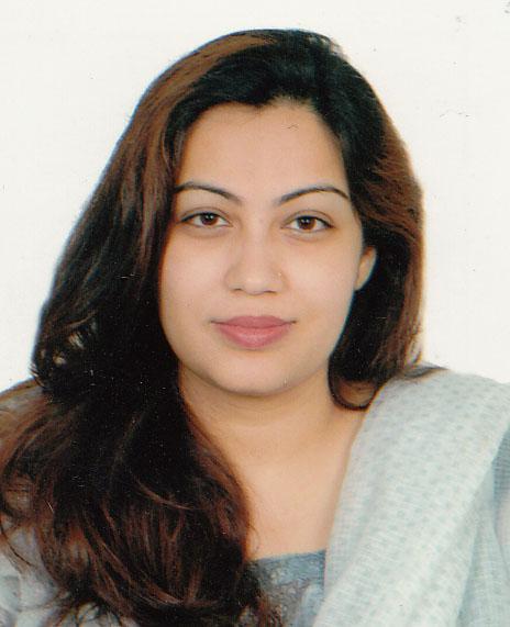 Dr. Shaila Shafia Chowdhury