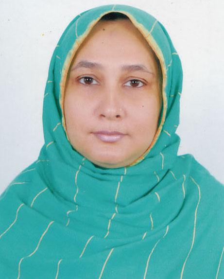 Dr. Zinat Rezina Sultana