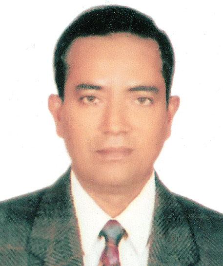 Prof. Md. Harun-Ar-Rashid