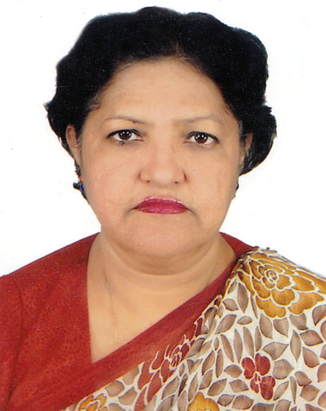 Prof. Parul Jahan