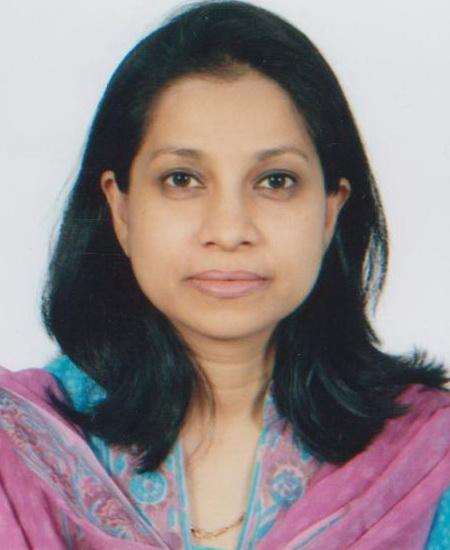 Prof. Sofia Andalib