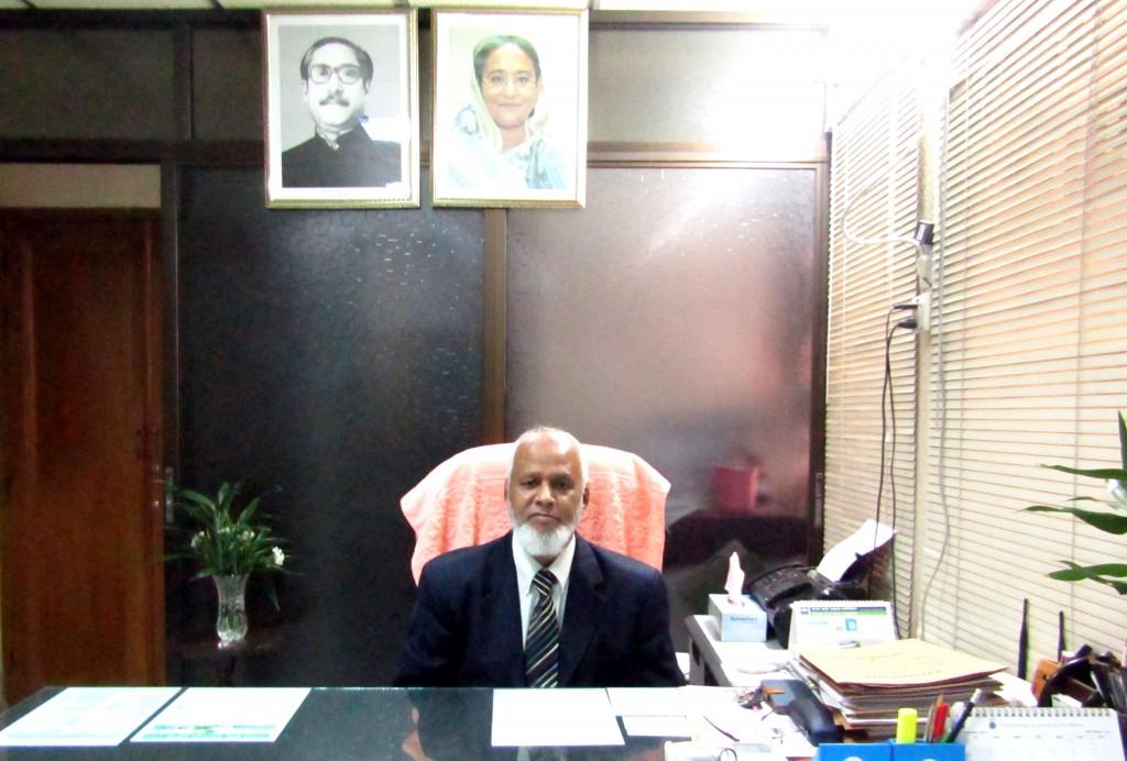 Prof Abul Hashem Bhuiya