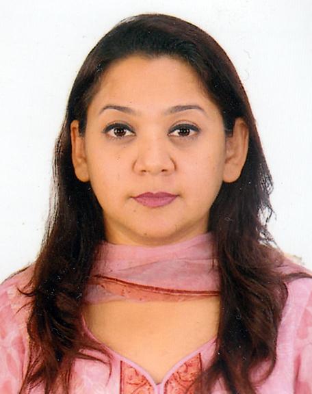 Dr Amena Huq