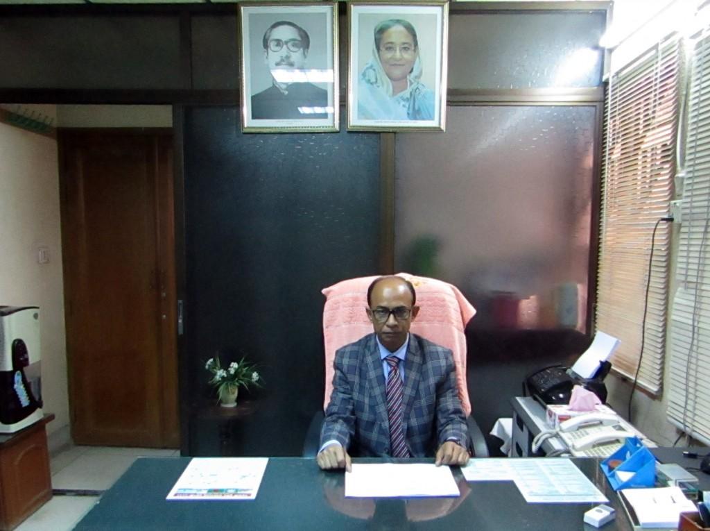 Principal-Prof S. Firoj Kabir